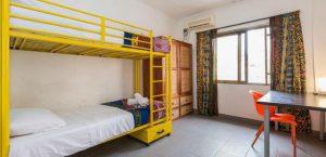 خوابگاه دخترانه دانشجویی